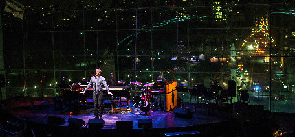 Todd Almond performing at Lincoln Center's American Songbook 2016
